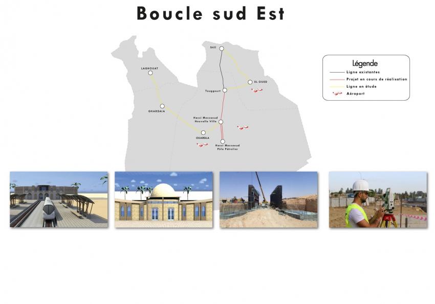 Boucle Sud Est